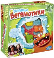 Настольная игра Mattel Голодные бегемотики / 98936E76 -