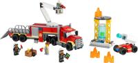 Конструктор Lego City Команда пожарных / 60282 -