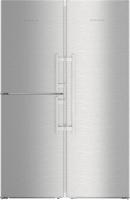 Холодильник с морозильником Liebherr SBSes 8483 -