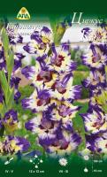 Семена цветов АПД Гладиолус Циркус Клаб / A31069 (10шт) -