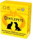 Одноразовая пеленка для животных Доброзверики С суперабсорбентом 60x90 / GPSPG6090/15 (15шт) -