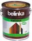 Лазурь для древесины Belinka Toplasur № 11 (2.5л, белый) -
