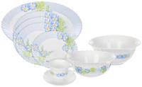 Набор столовой посуды Endura Blue River / K6197 (50пр) -