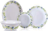 Набор столовой посуды Endura Cripper / K6201 (50пр) -