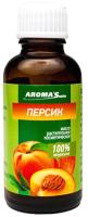 Масло косметическое Aroma Saules Растительное Персик (30мл) -