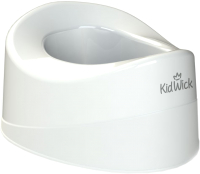 Детский горшок Kidwick Мини / KW010101 (белый) -