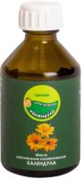Масло косметическое Aroma Saules Растительное Календула (50мл) -