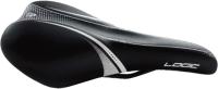 Сиденье велосипеда DDK 2624 (черный/белый) -