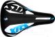 Сиденье велосипеда DDK XRS / 1212A (черный/белый/синий) -