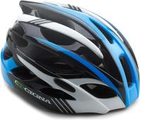 Защитный шлем Cigna WT-016 57/61 (черный/синий/белый) -