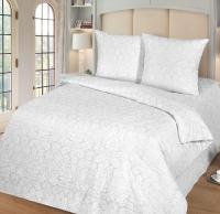 Комплект постельного белья Магия Сна Бриллиант белый 10720/1 Евро (наволочки 70x70) -