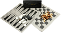 Набор игр Toys Шахматы, шашки, нарды / 1045C -