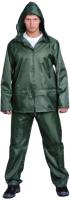Костюм для охоты и рыбалки Woodland Рыбак КН-01 (р.52, зеленый) -