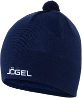 Шапка Jogel Camp PerFormDry Practice Beanie (Adult, темно-синий) -