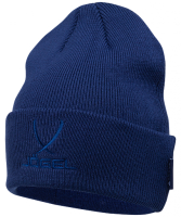 Шапка Jogel Essential PerFormDry High Beanie (L ,темно-синий) -