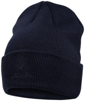 Шапка Jogel Essential PerFormDry High Beanie (L, черный) -