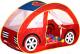Детская игровая палатка Ching Ching Машина CBH-07А (+ 100 шаров) -