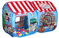 Детская игровая палатка Ching Ching Магазин CBH-15 (+ 100 шаров) -