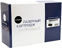 Картридж NetProduct N-106R02310 -