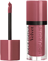 Жидкая помада для губ Bourjois Rouge Edition Velvet 07 Nude-Ist (6.7мл) -