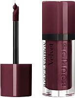 Жидкая помада для губ Bourjois Rouge Edition Velvet 37 Ultraviolette (6.7мл) -