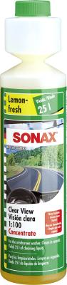 Жидкость стеклоомывающая Sonax 373141 Лето