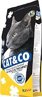 Корм для кошек Adragna Cat&Co Chicken&Turkey (2кг) -