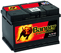 Автомобильный аккумулятор Banner Starting Bull 55519 (55 А/ч) -