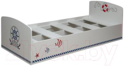 Односпальная кровать Олмеко Лего 2