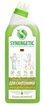 Чистящее средство для ванной комнаты Synergetic Зеленая сила для сантехники