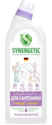 Чистящее средство для ванной комнаты Synergetic Сказочная чистота для сантехники