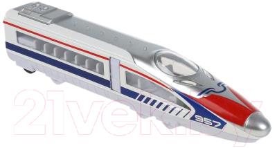 Поезд игрушечный Технопарк Скоростной поезд / 80118L-R