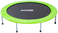 Батут BaseFit TR-102 (114см, зеленый) -