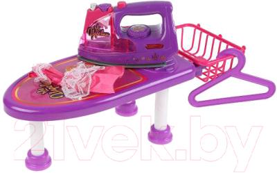 Набор хозяйственный игрушечный Играем вместе Гладильный набор Царевны / B1572001-R