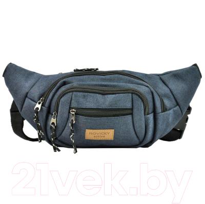 Сумка на пояс Cedar Rovicky BAG-WB-02-4030 (Navy)