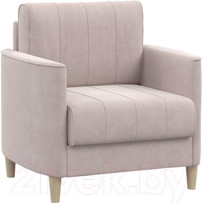 Кресло мягкое Нижегородмебель и К Лора ТК 330