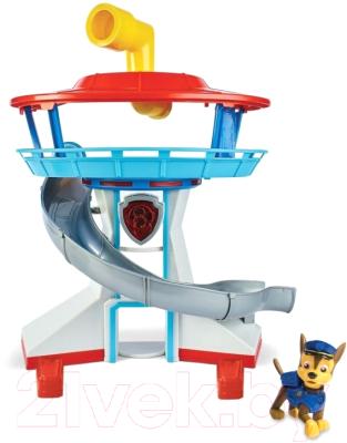 Автотрек Spin Master Щенячий патруль. Мини смотровая Башня / 6033335