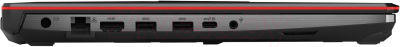 Игровой ноутбук Asus TUF Gaming F15 FX506LI-HN128