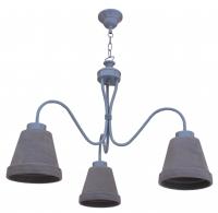 Люстра Латерна Loft Глория-5273 (серый) -