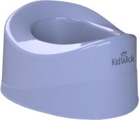 Детский горшок Kidwick Мини / KW010501 (фиолетовый) -