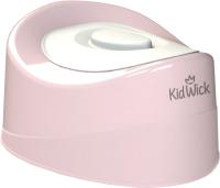 Детский горшок Kidwick Мини / KW010302 (розовый/белый) -
