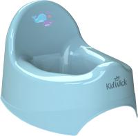 Детский горшок Kidwick Наутилус / KW020204 (голубой) -