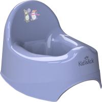 Детский горшок Kidwick Наутилус / KW020504 (фиолетовый) -