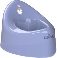 Детский горшок Kidwick Ракушка / KW030501 (фиолетовый) -