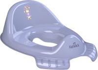 Детская накладка на унитаз Kidwick Флиппер / KW120500 (фиолетовый/темно-фиолетовый) -