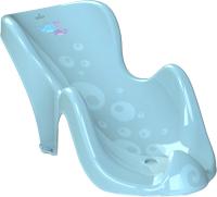 Горка для купания Kidwick Аква Мини / KW150200 (голубой/темно-голубой) -