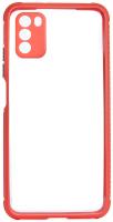Чехол-накладка Bingo Michelin для POCO M3 (красный) -