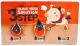 Маска для лица тканевая Elizavecca Black Solution 3 Step Nose Strip патчи для удаления черных точек -