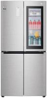 Холодильник с морозильником LG DoorCooling+ GC-Q22FTAKL -