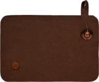 Коврик для парной Банные Штучки 41418 (коричневый) -